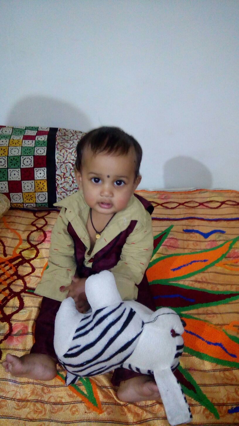 My Baby Boy Was Very Fair At The Time Of Birth Now He Is