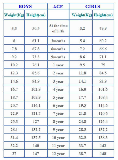 age and weight chart for boy: Weight chart for boy best 25 toddler weight chart ideas on