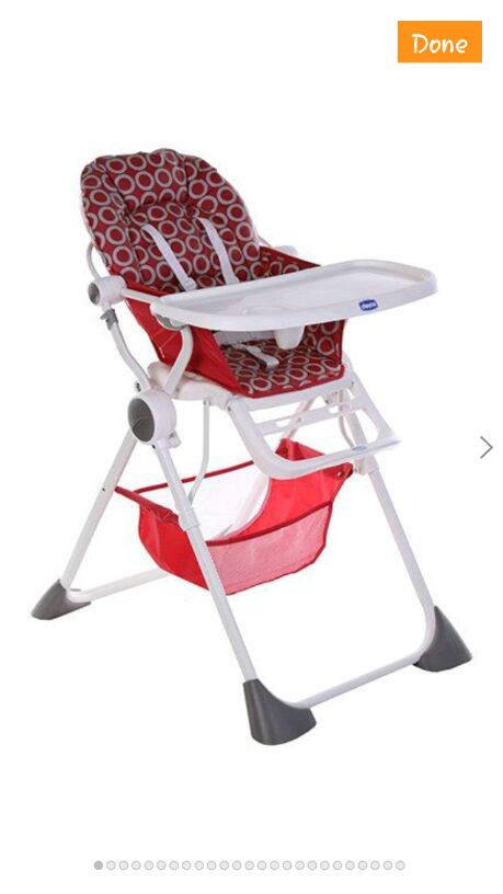 Anybody Using High Chair Or Booster Seat